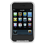 Hot Sale 2,8 inch touch screen MP5-speler FM / Voice Recorder 8 GB