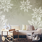 Belle Floral murale contemporaine Nature Graphics