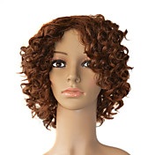 Capless High Quality Synthetic 12 Inch Curly Hair Wigs