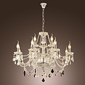 CATONSVILLE - Lustre Cristal Bougie Verre