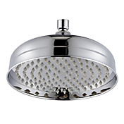 Contempornea 8 polegadas de bronze Chuvas Shower Head acabamento cromado