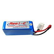 Real-C High Rate 2300mAh 22.2V 6S 30C Li-Polymer Battery