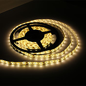 Waterproof 5M 300x3528 SMD Warm White Light LED Strip Lamp (12V)