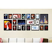 Modern Photo Wall Frame Collection-Set of 20 PM-20A a