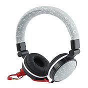 Bass Over-Ear Headphones with Remote and Mic 770