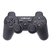 GoiGame DoubleShock 3 Controller Wireless per PS3 (nero)