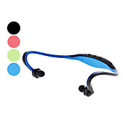 Oppladbart Slim Sporty TF Card MP3-spiller Stereo Headphone
