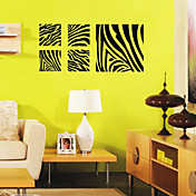 Animal Zebra Horse Wall Stickers
