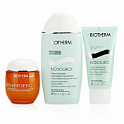Energize Your Skin: Biotherm ™ Energy Skin Trio Set