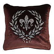 Modern Velvet Shiny Decorative Pillow Cover