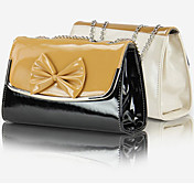 Women's Trendy Contrast Color Clutch