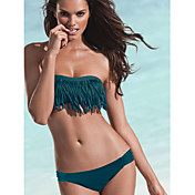 Women's Bandeau Strapless Acacia Swimwear