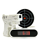 Laser Gun ml skydning digitalt vkkeur (4xAA)