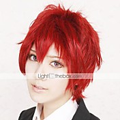 Cosplay Wig Inspired by Naruto Sasori Red