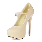 Leatherette Upper Stiletto Heel Pumps Party/ Evening Shoes More Colors Available