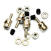 2.1mm Metal Adjuster (4 stuks)