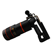 8*1.1 Universal Portable Mobile Phone Telescope with Stand