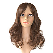 Full Lace 18 Inch Body Wave 100% Indian Remy Human Hair Wigs
