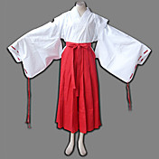 Cosplay Costume Inspired by Inuyasha Kikyo