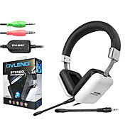 OVLENG Over-Ear Headphones for PC with Mic OV-L2003MV