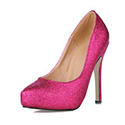 Gorgeous Sparkling Glitter Stiletto hl pumper Parti / Evening Sko (Flere farger)