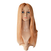 "Full Lace 100% Indian Remy Hair 22"" Straight Hair Wigs Multiple Colors Available"