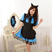 Cute Polyester Maid Suit (3 Pieces)