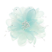 Chic Fabric With Imitation Pearl Women's Fascinators / Brooch (More Colors)