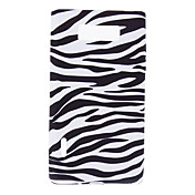 Zebra Stripe Pattern-Funda para LG Optimus P705 L7