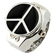 Unik Alloy Fred Logo Ring Watch