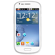 S8190 MT6515 Android 4,1 4.0Inch kapacitiv pekskrm Mobiltelefon (WiFi, FM)