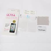 Oil-Resistant Screen Protector for iPhone 4/4S (2 pcs)