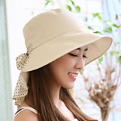 Women's Summer Lace Dot UV Hat