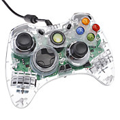Glowing Wired Controller for Xbox360