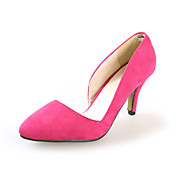 Chic Suede Stiletto Heel Pumps With Hollow-out Party / Evening Shoes (More Colors)