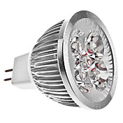 MR16 4W 320-360LM 3000-3500k Warm White Light LED Spot Bulb (12V)