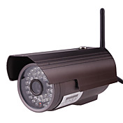 720P H.264 HD Megapixel Waterproof IP Camera met IR-Cut