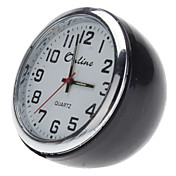 "1 ""Mini Analoge kwarts Desktop Clock (Black, 1xButton batterij)"