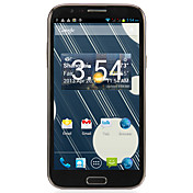 "S7500 5.8 ""kapacitiv pekskärm (720 * 1280) Android 4.1 Smart Phone med MTK6577 Dual Core processor 1GB RAM 8GB ROM"