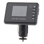 Universal 1.5-inch LCD-scherm Car MP3 FM Modulator speler met afstandsbediening