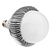 E27 21W 1950LM 3000-3500K Warm White Light LED Ball Bulb (85-265V)
