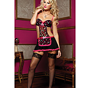 Un million de baisers Babydoll (Buste: 86-102cm Taille: 58-79cm Hanche: 90-104cm Longueur: 65cm)