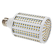 E27 14W 282x3528SMD 550-580LM 3000-3500K Warm White Light LED Corn Bulb (85-265V)