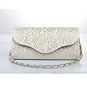 dame super elegante avond clutch bag