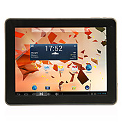 A90 Dual Core - Android 4.2.2 Tablet mit 9,7 Zoll kapazitiver Touchscreen (16GB/1G RAM/1.5GHz/3G/Dual Kamera / HDMI Out 2160P/8000mA)