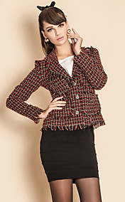 TS Check Tweed Jacket