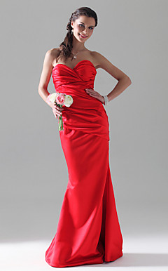 CANDICE - Kleid fr Brautjungfer aus Satin