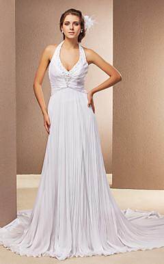 HOUNSLOW - Abito da Sposa in Chiffon
