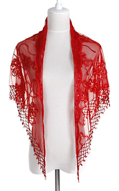 Nice Tulle Evening/Casual Shawl (More Colors)