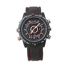 venta al por mayor reloj resistente al agua con la cámara de alta definición